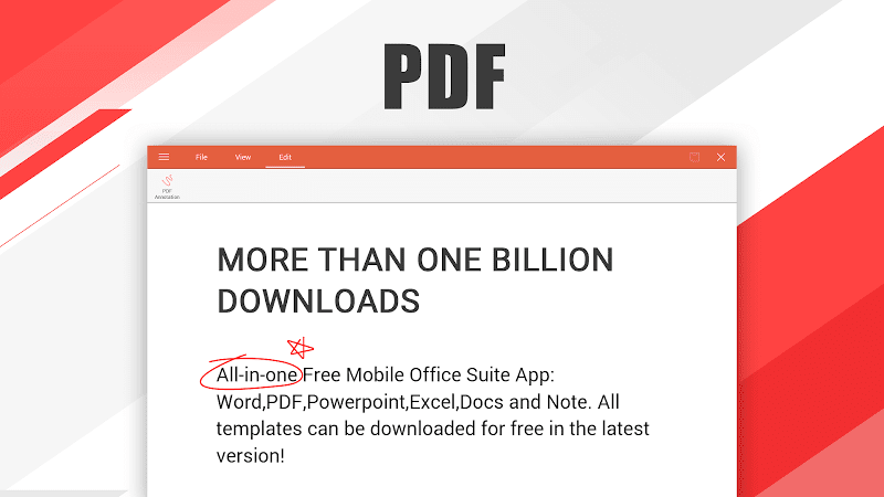 WPS Office - Word, Docs, PDF, Note, Slide & Sheet Screenshot 18
