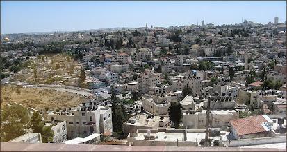 Photo: Иерусалим. Уезжаем из города к реке Иордан.