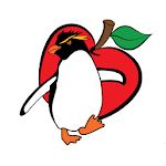 Logo of Naughty Penguin Flamenguin