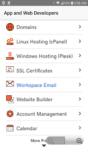 App and Web Developers screenshot 6