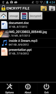 Encrypt File Free - Apps on Google Play