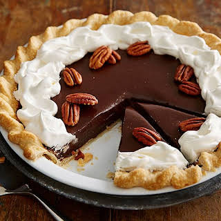 Chocolate Truffle Pie.