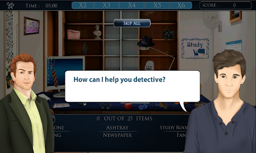 Mystery Case: The Suspect screenshot 4