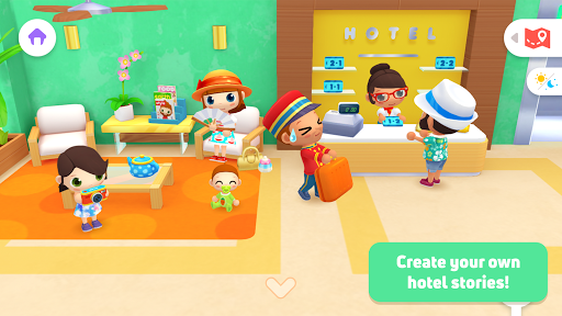 Vacation Hotel Stories 1.0.0 screenshots 1