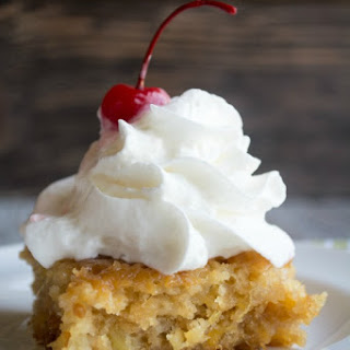 Pineapple Soak Cake Recipe