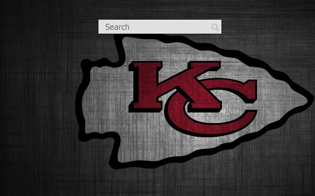 Kensas City Chiefs New tab