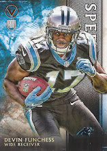 Photo: Devin Funchess 2015 Topps Valor RC