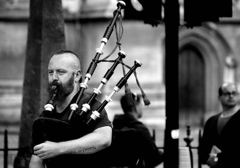 Uno scozzese a Londra di Andrea F