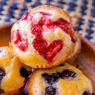 Easy Pancake Muffin Bites Recipe