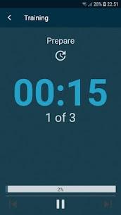 Descargar Workout Interval Timer – Interval Training HIIT para PC ✔️ (Windows 10/8/7 o Mac) 3