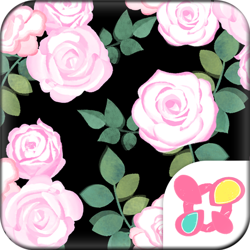Cute Theme-Pink Roses- Icon