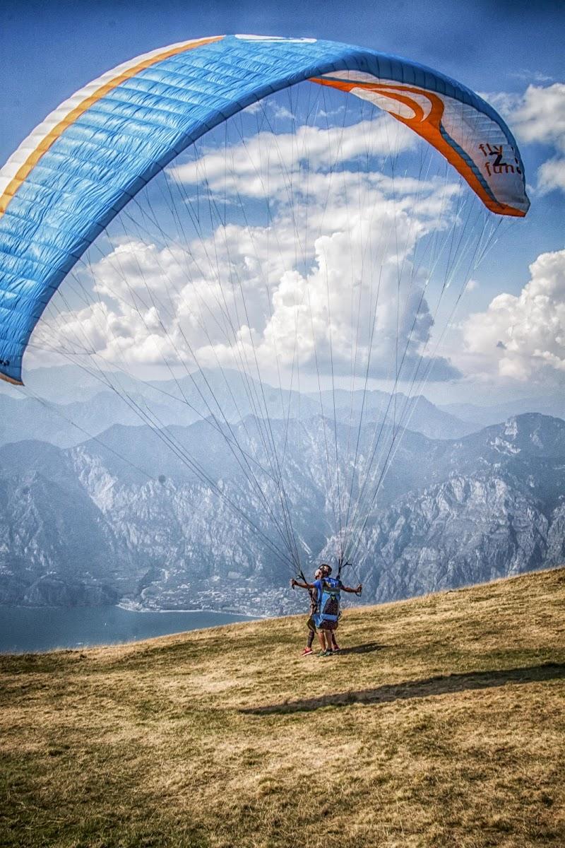 La vertigine non è paura di cadere, ma voglia di volare... di Alessandro Zaniboni Ph