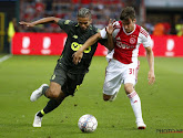 Nicolas Tagliafico a prolongé avec l'Ajax