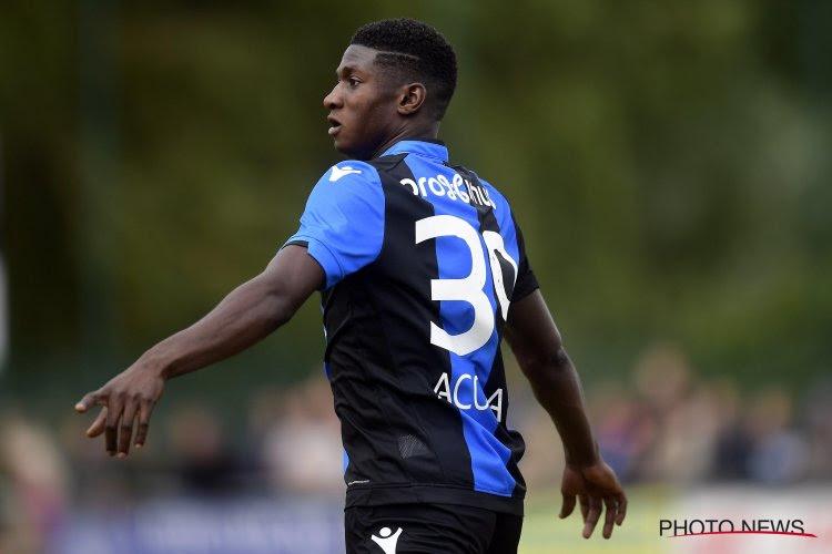 OFFICIEEL: Club Brugge stuurt winger, die in de voorbereiding indruk maakte, naar STVV