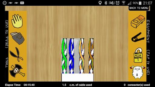 UTP Cable Simulator  screenshots 3