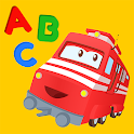 Troy the Letters & Numbers Train: Preschool Lesson icon