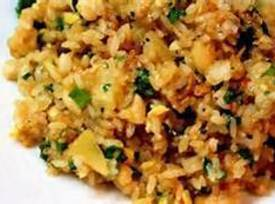 For added flavor:Use Jasmine rice1/3 cup fresh pineapple, mixed in  last to ...