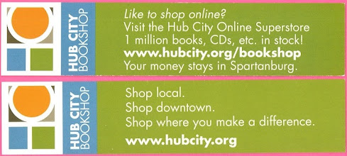 Photo: Hub City Bookshop