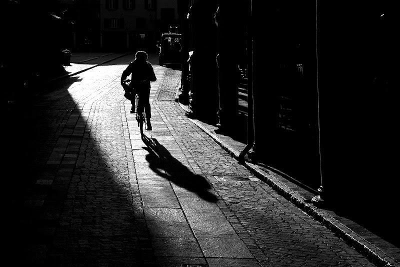 La bicicletta di Matteo Masini