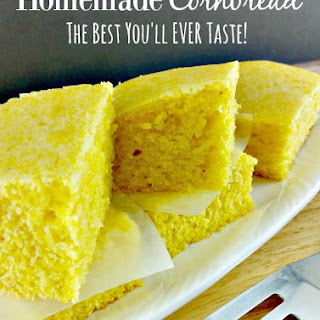 Homemade Cornbread Recipe {Jiffy Cornbread Copycat}