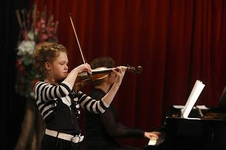 Photo: Caya van Dalen tijdens het Jan Pasveerconcours 2012 Fotografie: Ardito / Jan-Evert Zondag