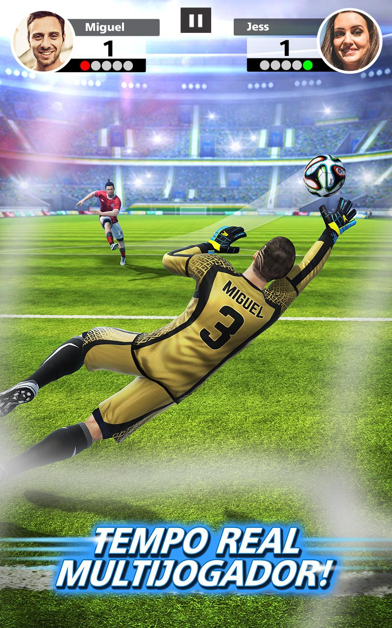 Football Strike – Multiplayer Soccer  – APK MOD HACK – Dinheiro Infinito