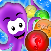 Bubble Breaker Undersea