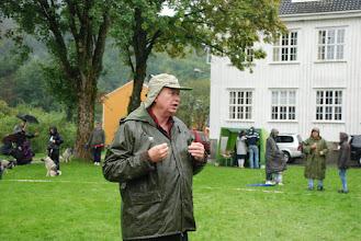 Photo: Dommer Eivind Mjærum