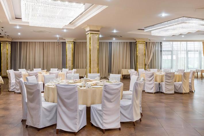 Фото №2 зала Salle de Banquet Champagne