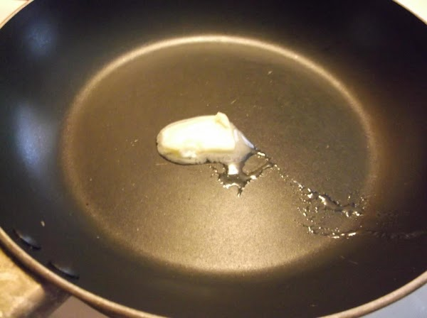 In a small nonstick skillet, melt remaining butter over medium heat; swirl to coat...