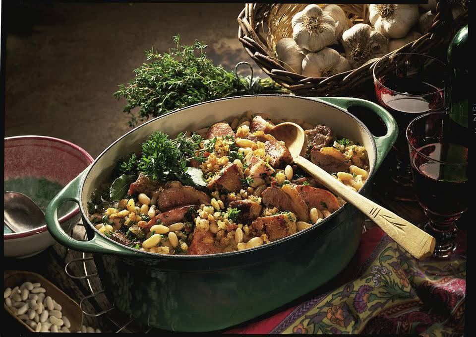 10 Best French White Beans Cassoulet Recipes