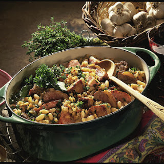 Cassoulet - Hearty French Stew.