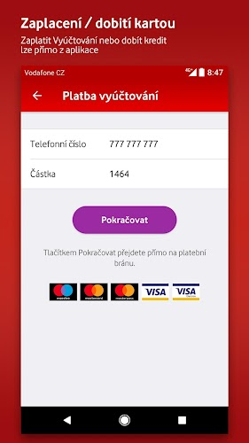 Download My Vodafone APK latest version App by Vodafone