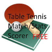 Table Tennis Match Scorer Free