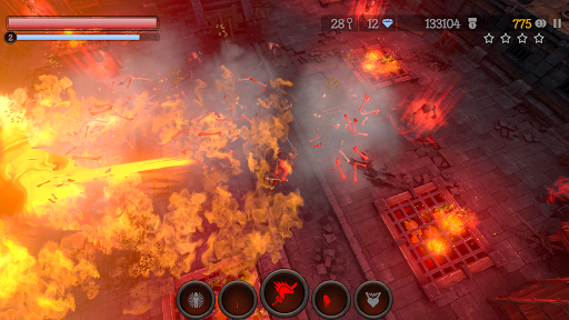 Code Triche Dungeon Mania apk mod screenshots 5