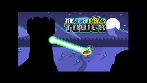 لالروبوت The Slimeking's Tower (No ads) ألعاب screenshot