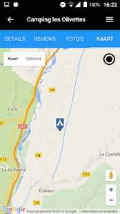 alle campings in Frankrijk- screenshot thumbnail