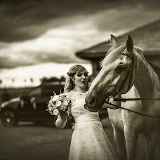 Wedding photographer Elīna Plūme (plumite). Photo of 21.09.2017