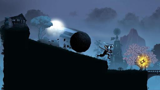 Ninja warrior: legend of shadow fighting games apkmr screenshots 7