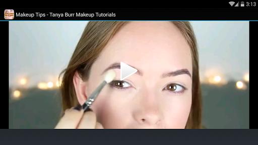 Simple Natural Makeup Tips
