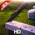 Knife Wallpaper – HD Wallpaper icon