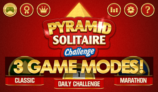 Pyramid Solitaire Challenge  screenshots 4