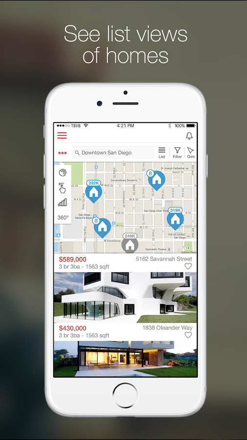 realstir - Find Homes, Agents- screenshot