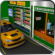 Game Drive Thru Supermarket 3D Sim APK for Windows Phone