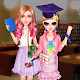 Download College Student Fashion Girl For PC Windows and Mac