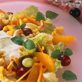 Gemüse-Früchte-Rohkost