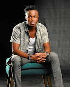 Former 'Rhythm City' and 'Generations: The Legacy' actor Sphamandla 'Spha' Dhludhlu.