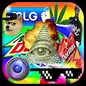 MLG Photo Editor: Meme Sticker icon