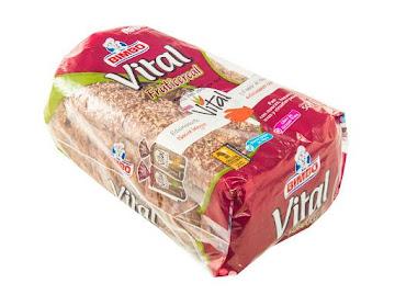 Pan BIMBO Vital Fruti   Cereal x500g.