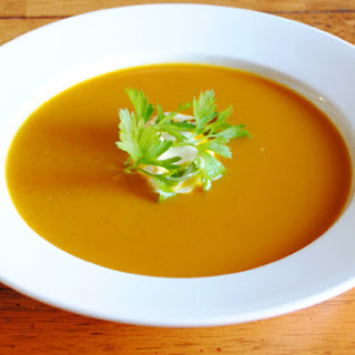 Curried Butternut Squash Soup by Ellie Krieger